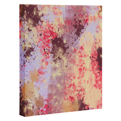Amy Smith Sweet Grunge Art Canvas