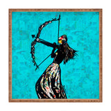 Amy Smith The Archer Square Tray