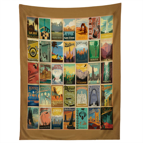 Anderson Design Group Tapestry Deny Designs