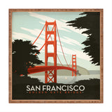 Anderson Design Group San Francisco Square Tray