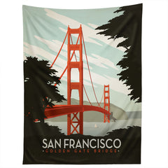 Anderson Design Group San Francisco Tapestry