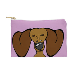 Angry Squirrel Studio Dachshund 19 Pouch