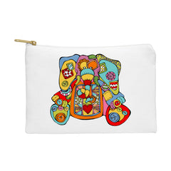 Angry Squirrel Studio ELEPHANT Buttonnose Buddies Pouch