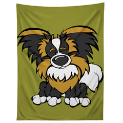Angry Squirrel Studio Papillon 20 Tapestry
