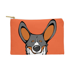 Angry Squirrel Studio Pembroke Welsh Corgi 8 Pouch