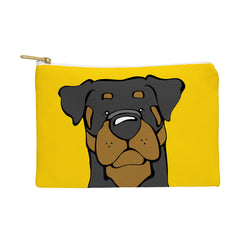 Angry Squirrel Studio Rottweiler 36 Pouch