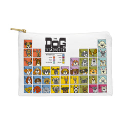 Angry Squirrel Studio The Dog Table Pouch
