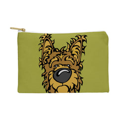 Angry Squirrel Studio Yorkshire Terrier 38 Pouch