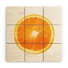 Ballack Art House Citrus Cultivar Wood Wall Mural