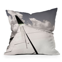 Ballack Art House If You Want Me To Stay Throw Pillow