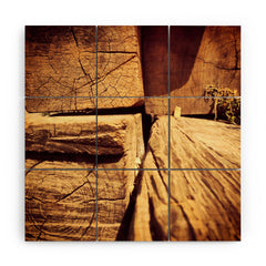 Ballack Art House Wood Play Wood Wall Mural