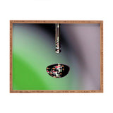 Barbara Sherman Jeweled Drop Rectangular Tray