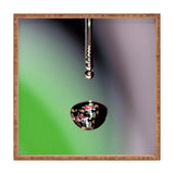 Barbara Sherman Jeweled Drop Square Tray