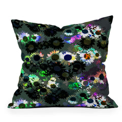 Bel Lefosse Design Daisy Throw Pillow