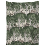 Belle13 My Deer Secret Forest Tapestry