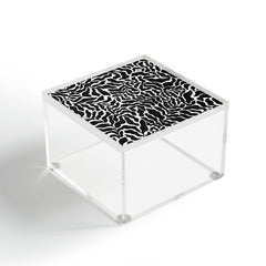Beshka Kueser Abundance Black and White Acrylic Box