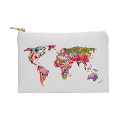 Bianca Green Its Your World Pouch