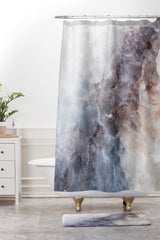 Bree Madden Crystal Wonders Shower Curtain And Mat