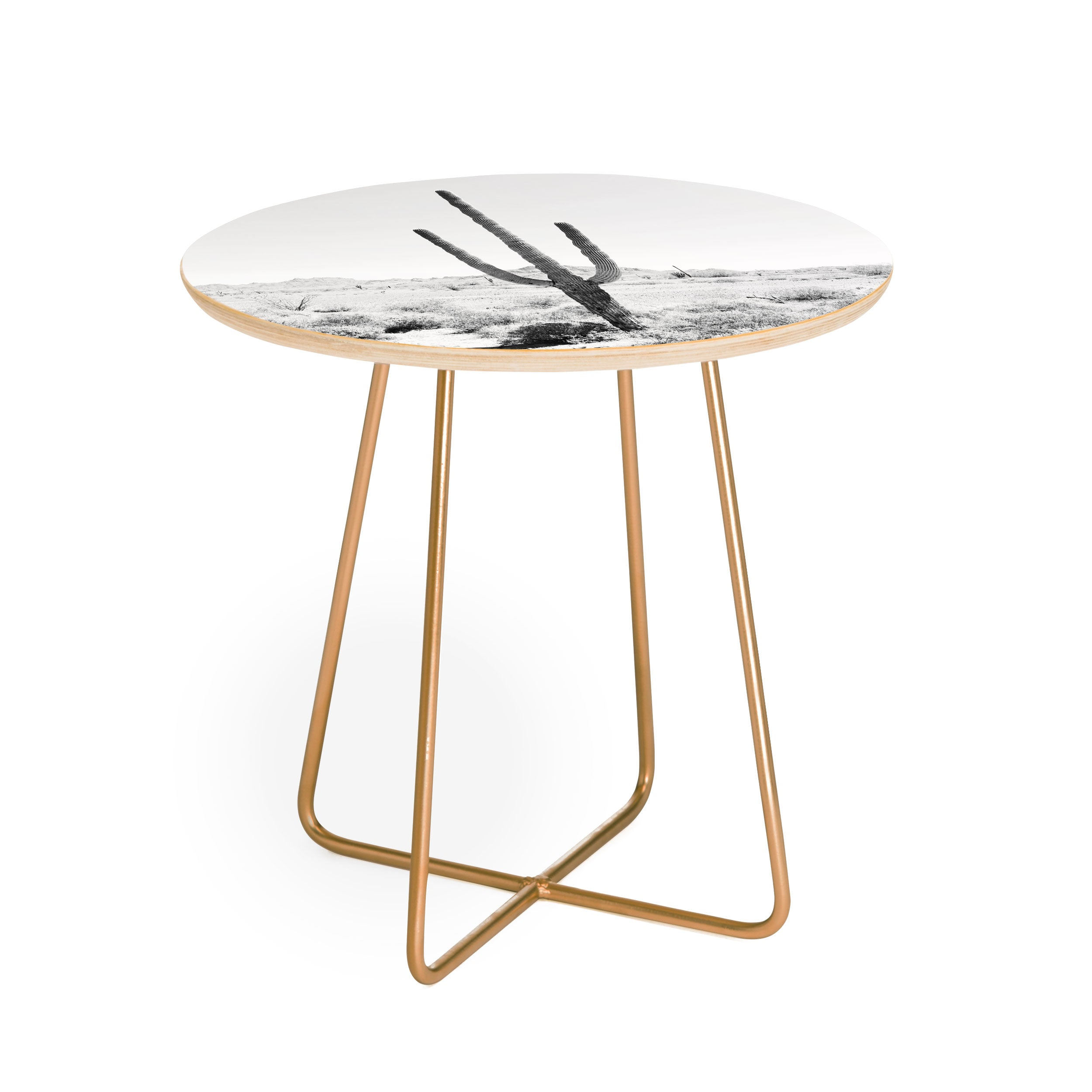 Bree Madden Desert Times Round Side Table