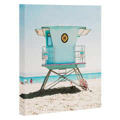 Bree Madden Santa Cruz Summer Art Canvas