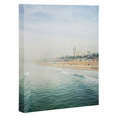 Bree Madden Santa Monica Art Canvas