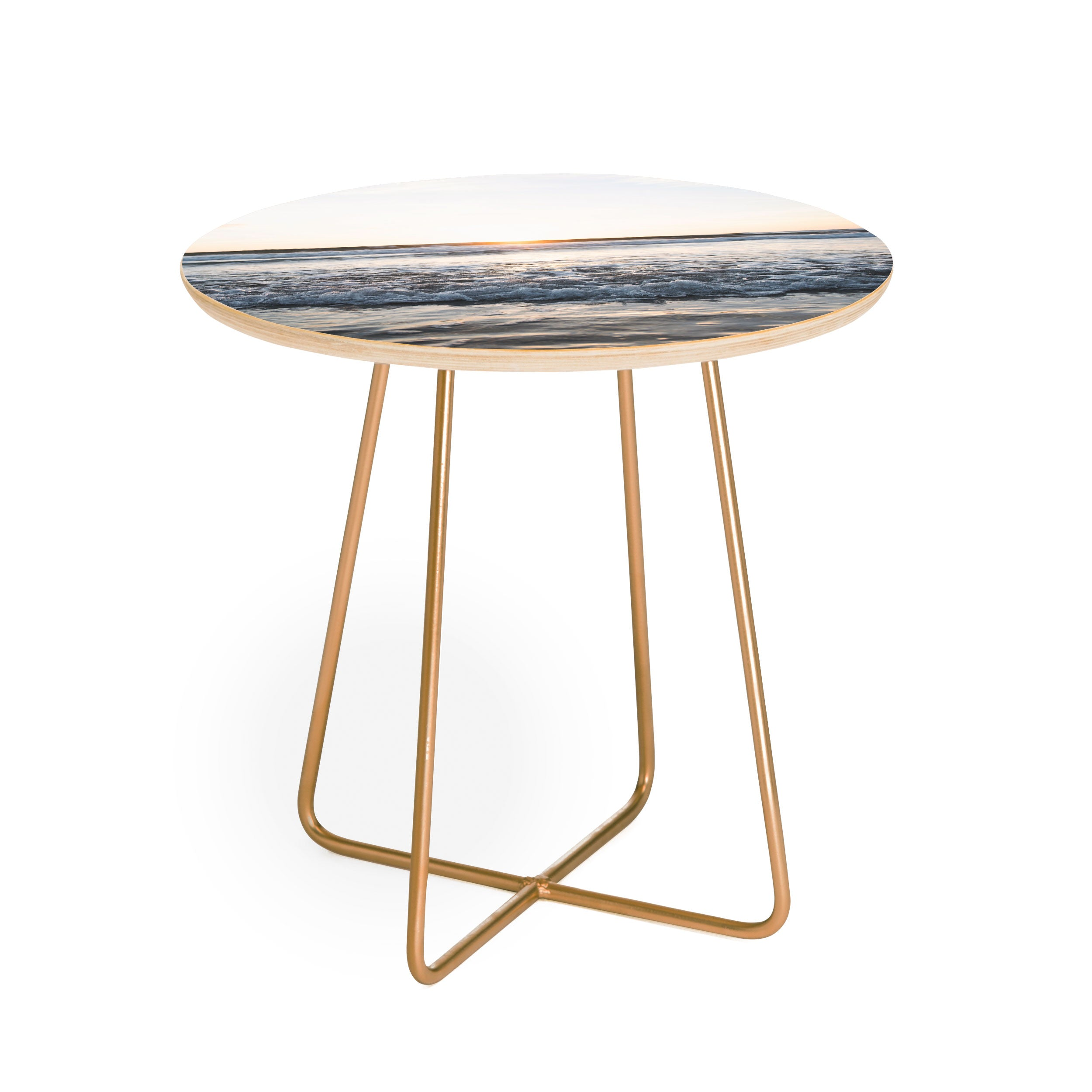 Bree Madden Sundown Round Side Table