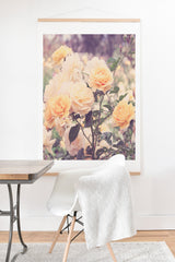 Bree Madden Sunshine Bloom Art Print And Hanger