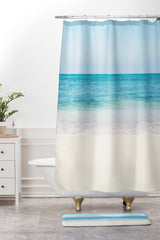Bree Madden Tropical Escape Shower Curtain And Mat
