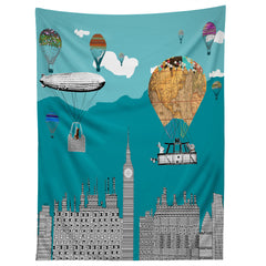 Brian Buckley Adventure Days London Tapestry