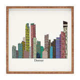 Brian Buckley Denver City Square Tray