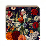 Burcu Korkmazyurek Night Garden XXXV Cutting Board Square