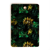 Burcu Korkmazyurek TROPICAL GARDEN VIII Cutting Board Rectangle