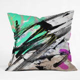 Caleb Troy Havemeyer Outdoor Throw Pillow