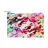 Caleb Troy Melted Graffiti Pouch