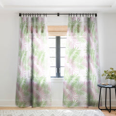 Camilla Foss Light Breeze Sheer Window Curtain