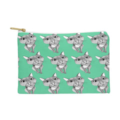 Casey Rogers Cat Repeat Pouch