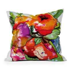 CayenaBlanca Big 2 Throw Pillow