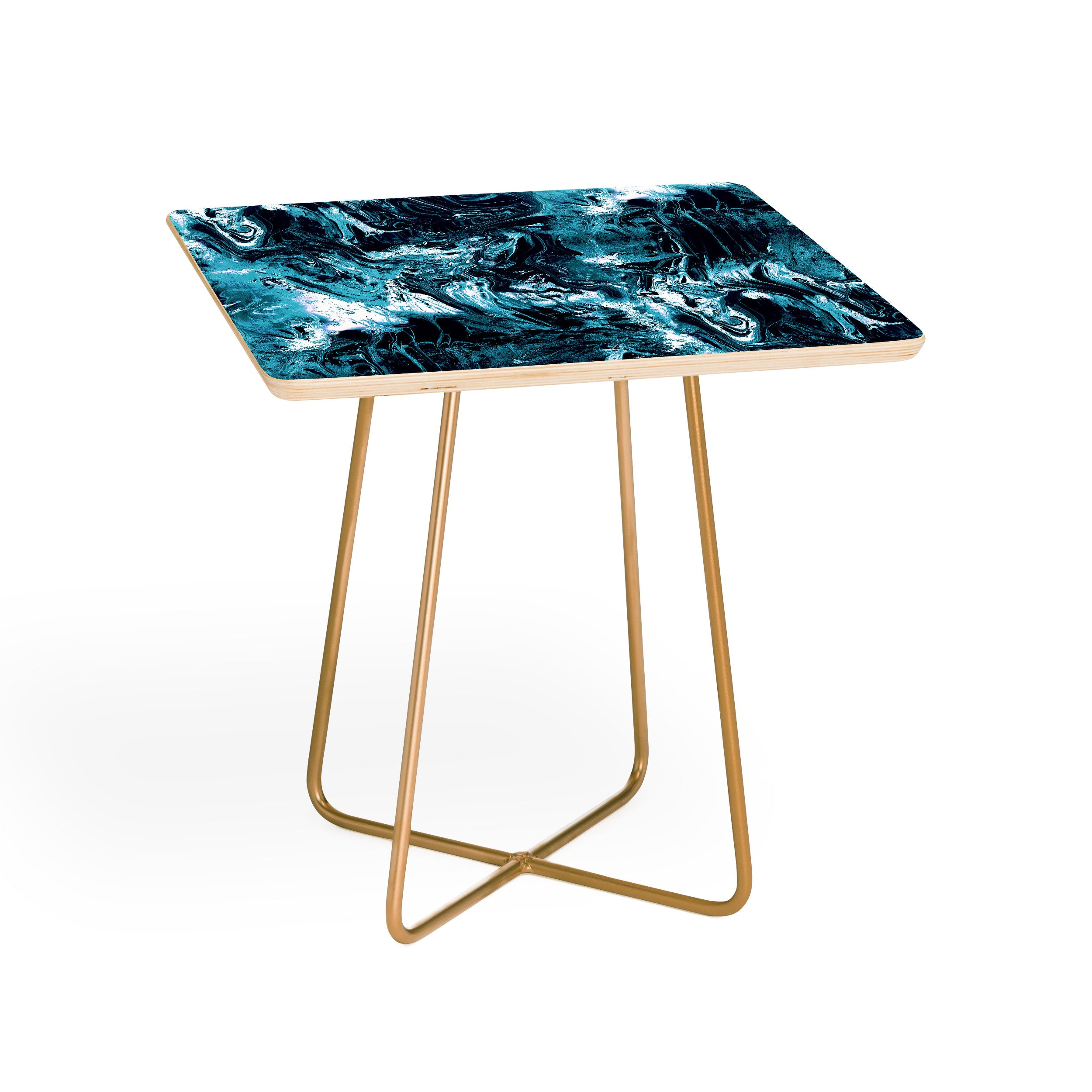 Blue Marble. Side Table