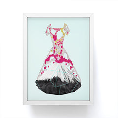 Ceren Kilic Blossom I Framed Mini Art Print