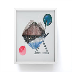Ceren Kilic You Framed Mini Art Print