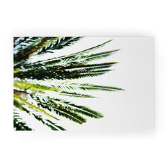 Chelsea Victoria Beverly Hills Palm Tree Welcome Mat