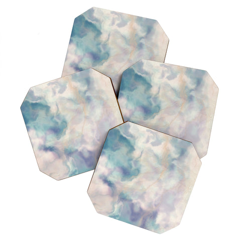 At Unicorn Marble Art Products Deny Designs