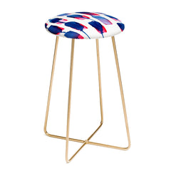 CMYKaren Color Run Counter Stool