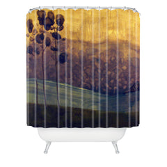 Conor O'Donnell Tree Study Nine Shower Curtain