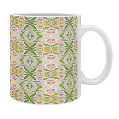 Cori Dantini Leafy Diamond Coffee Mug