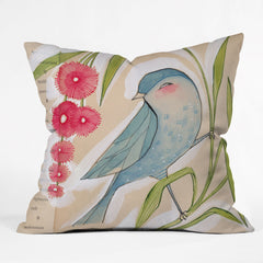Cori Dantini Mister Outdoor Throw Pillow