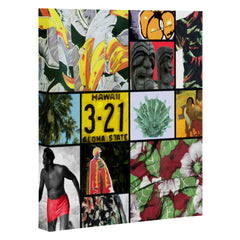 Deb Haugen Hawaii One Art Canvas