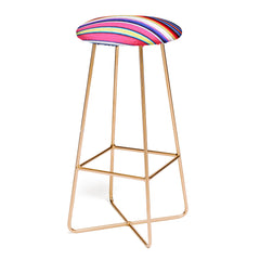 Deb Haugen Surf Serape Bar Stool