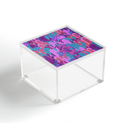 Doodle By Meg Botanical Nights Acrylic Box
