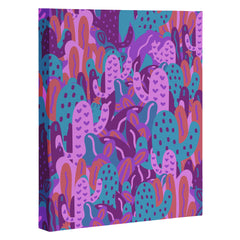 Doodle By Meg Botanical Nights Art Canvas